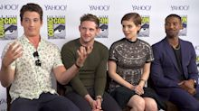 'Fantastic Four' Cast Weighs In on Their Denny's Dishes