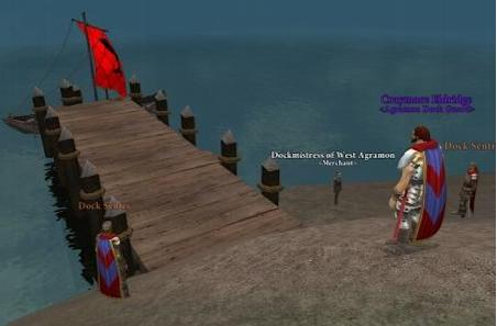 Dark Age of Camelot trims up paths, docks, and portals with a new patch