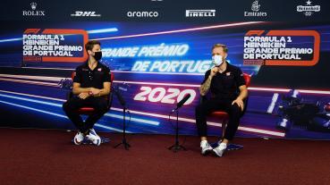 財政因素Grosjean與Magnussen將離開Haas車隊