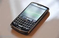 BlackBerry Internet Service stricken with global outages?
