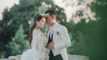Christine Kuo and William Lok are already married