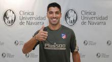 Luis Suárez se estrena y Simeone vuelve a los entrenamientos