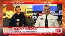 Bushfire emergency remains high