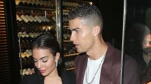 Cristiano Ronaldo is 'engaged'