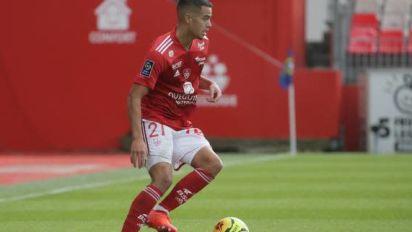 Foot - L1 - Brest - Romain Faivre (Brest) incertain contre Lens