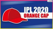 IPL 2020 Orange Cap Holder List Updated: KL Rahul Occupies Top Spot, Check Leading Run-Scorers in Dream11 Indian Premier League Season 13 in UAE