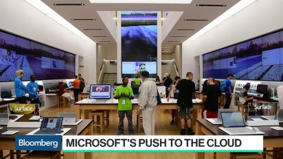 Microsoft Cloud Gains Fuel Growth; Forecast Signals Optimism