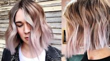 'Vanilla lilac' hair is autumn's biggest, coolest new hair shade