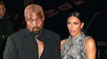 Kanye West's Twitter Tirade Against Drake Is So Messy Even Kim Kardashian Jumped In