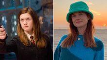 ¿Qué fue de Ginny Weasley, la novia de Harry Potter?