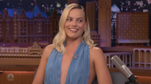 Margot Robbie shares tattoo 'mishap' that caused her to stop giving tattoos