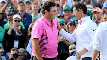 McIlroy defends Reed ahead of Presidents Cup