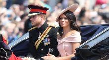 ¡Meghan Markle se salta el protocolo en el cumpleaños de la Reina!