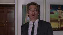 'I Am the Night' Trailer: Chris Pine Has All the Clues (and He's Getting Scared)