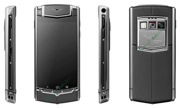 Android-powered Vertu Ti leaked all over, just needs a diamond-studded price tag (updated)
