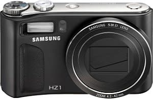 Samsung shoves 10x optical zoom into HZ1 point-and-shoot