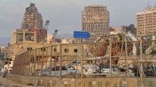 Confira vídeos da enorme explosão que atingiu Beirute, capital do Líbano