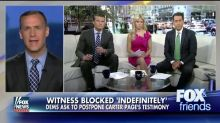 Lewandowski says turmoil in White House communications staff is partly because Trump is too 'articulate'