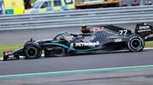 Bottas rues Silverstone misfortune after costly late puncture