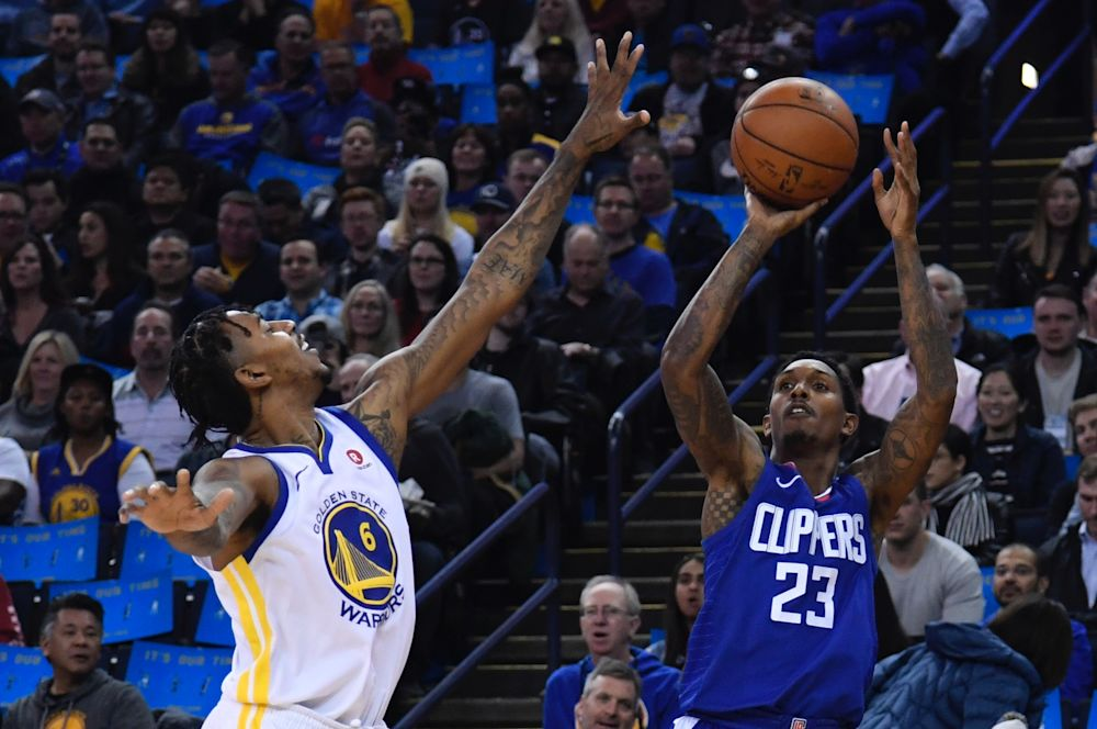 During an injury-plagued first half, Lou Williams has stepped in and served as the Clippers' surprising savior.
