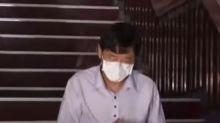 北院下午更裁 趙正宇「羈押禁見」