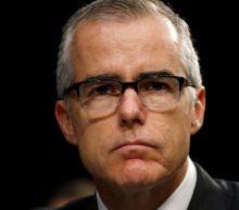 Trump critics attack firing of FBI's McCabe as political move