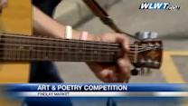 National Poetry Month brings crowds to Findlay Market