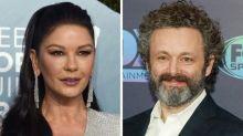 Catherine Zeta-Jones joins Michael Sheen in 'Prodigal Son'