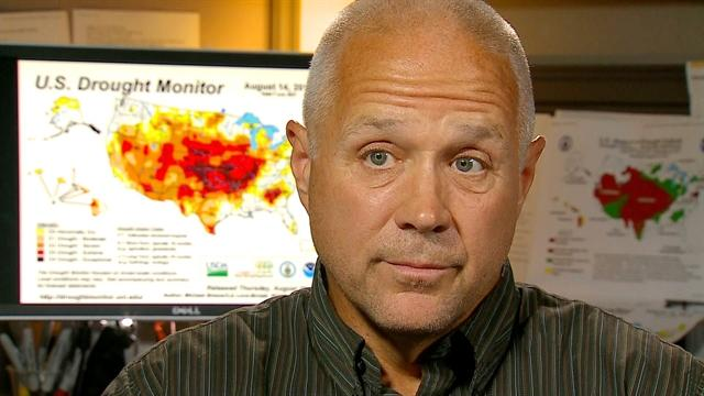 Forecasters: Drought will continue through November