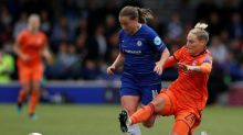 Chelsea survive early red card to defeat Atletico in Women's Champions League