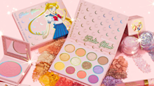ColourPop is launching a limited-edition Sailor Moon makeup collection and I'm freaking out