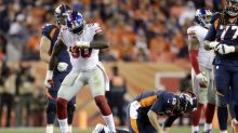 Jason Pierre-Paul does a sack dance for young fan battling cancer
