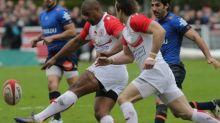 Rugby - GAL - Aled Brew vers Llanelli