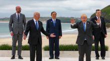 Biden convence al G7 para lanzar gran plan de infraestructuras frente a China