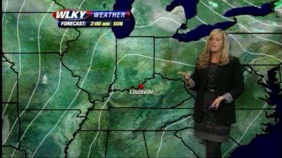 Saturday Weather Webcast for October 20th
