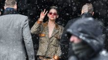 Celebrities spotted at Paris Fashion Week: Haute Couture SS19