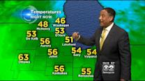 CBS 2 Weather Watch (10PM May 22, 2015)