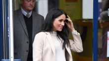 Meghan Markle just wore a $35 H&M dress and it's still in stock