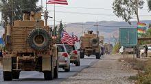 Trump declares 'big success' in Syria, lifts sanctions on Turkey