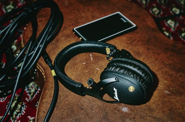 Marshall's next long-lasting wireless headphone has a familiar look