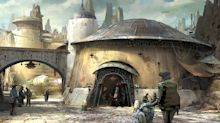 Disney offers an early look at its Star Wars theme park in new video