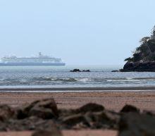 Coronavirus: Cruise ship off Panama coast transfers passengers