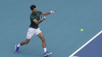 Djokovic says no friction with Nadal, Federer