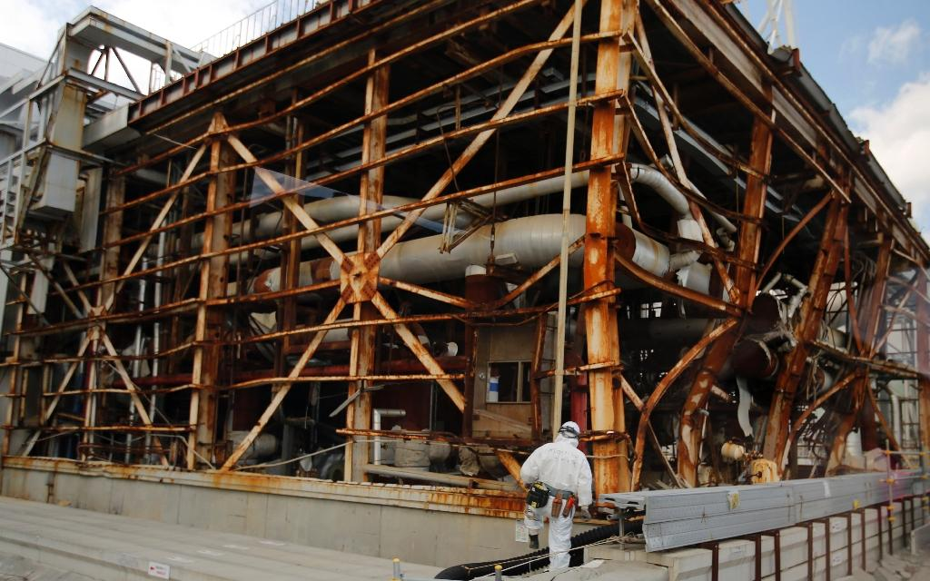 The 2011 nuclear accident at Fukushima was triggered by a devastating earthquake and tsunami, which left more than 18,000 people dead or missing (AFP Photo/TORU HANAI)