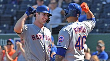 It has been quite a year for Mets rookie Pete Alonso