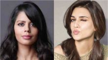 "Kriti Sanon asks ""Who Bhairavi Goswani?"" post the latter's body shaming tweet"