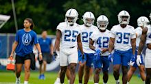 Colts' notebook: Marlon Mack 'still trying to get the wheels right'