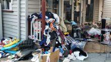 'An absolute disgrace': Op shop reveals 'sad' twist behind shocking photo