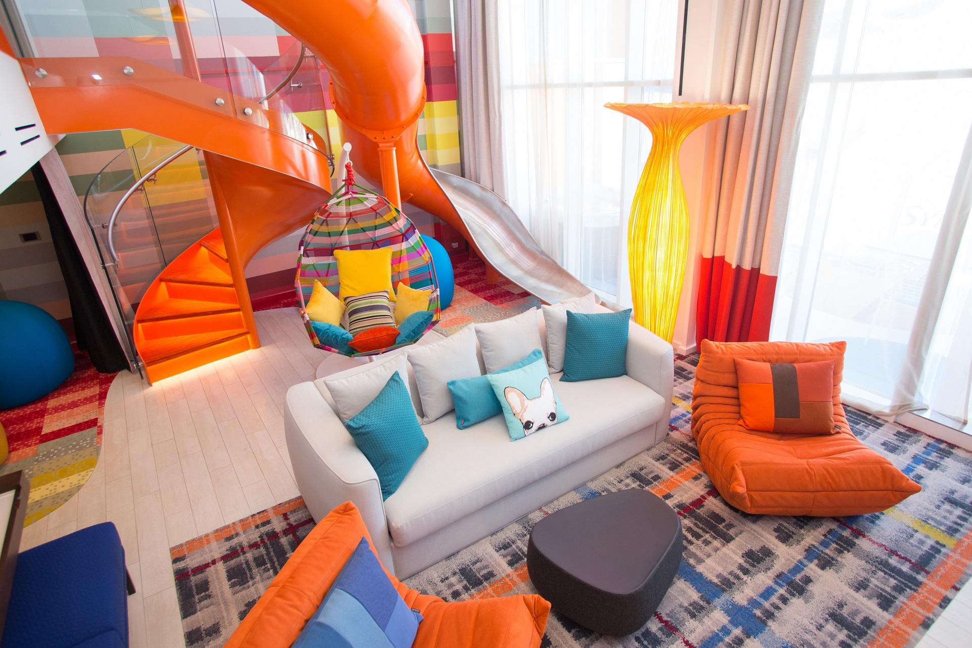 Symphony of the Seas, Ultimate Family Suite