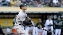 Aaron Judge on Home Run Derby invite: 'I'm going to think about it for a while'